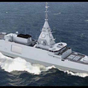Οκτώβριο ξεκινά η ναυπήγηση της πρώτης γαλλικής φρεγάταςBelh@rraπου μαςενδιαφέρει