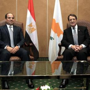 EKTAKTO – Ο Σίσι «στριμώχνει» τον Ερντογάν – O Aιγύπτιος Πρόεδρος επικύρωσε τη συμφωνία με Κύπρο για φυσικόαέριο!