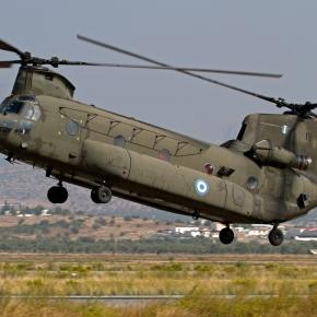 Πρόγραμμα απόκτησης νέων κινητήρων για τα ελληνικά Chinook και στο βάθος πρόγραμμα ριζικούεκσυγχρονισμού