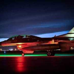 «Παραλύει» η τουρκική ΠΑ: Τέλος τα ανταλλακτικά για F-16, Chinook & BlackHawk