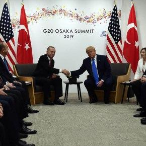 Οι αυταπάτες Τράμπ: Γιατί ο Ερντογάν δεν επιστρέφει στηΔύση;