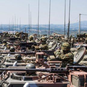 Επισκέψεις του Αρχηγού ΓΕΣ σε Μονάδες του Στρατού στη ΒόρειαΕλλάδα