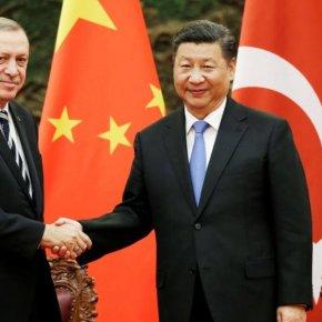 Ιστορικό σημείο στις σχέσεις Αγκυρας-Πεκίνου: Ο Ερντογάν ξεκίνησε απελάσεις Ουιγούρων με αντάλλαγμα όπλα απόΚίνα!