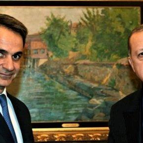 Πρόκληση Ρ.Τ.Ερντογάν σε Κ.Μητσοτάκη: «Κανένας δεν μας σταματά» – 3 Φ/Γ, 3 ΤΠΚ & F-16 προστατεύουν ταγεωτρύπανα