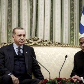 Ερντογάν δικαιώνει Παυλόπουλο για τη Συνθήκη τηςΛωζάνης