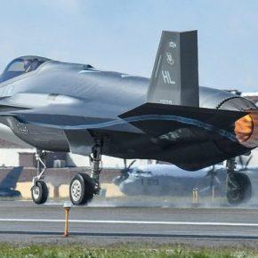 Mε προϋπόθεση το βιομηχανικό έργο της Τουρκίας, F-35 για την Ελλάδα… Τώρα,άμεσα!