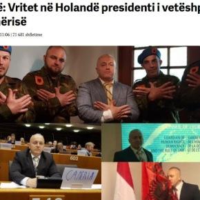 Σκοτώθηκε στην Ολλανδία ο αυτοαποκαλούμενος «πρόεδρος τηςΤσαμουριάς»