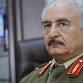 """Ο Χάφταρ απελευθέρωσε τους έξι Τούρκους… """"ναυτικούς"""" πουκρατούσε"""