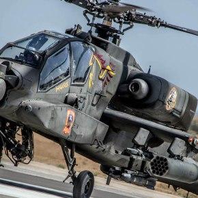 Τα δυο σενάρια που εξετάζει το ΓΕΣ για το μέλλον των ελληνικών AH-64Apache