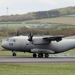 Προκηρύχτηκε ο διαγωνισμός για τη σύμβαση εν συνεχεία υποστήριξης των C-27JSpartan