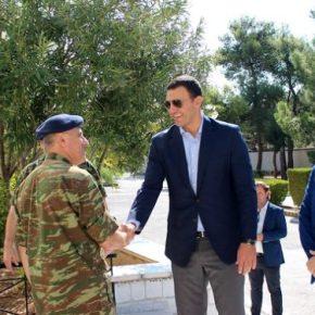 Νέος υπουργός Εθνικής Άμυνας ο ΒασίληςΚικίλιας;