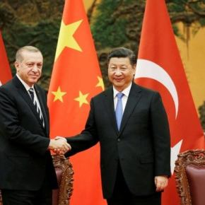 Προάγγελος παγκόσμιων οικονομικών αναταράξεων: «Μega deal» Τουρκίας-Kίνας για τον «Δρόμο του Μεταξιού» – Τισυμφωνήθηκε
