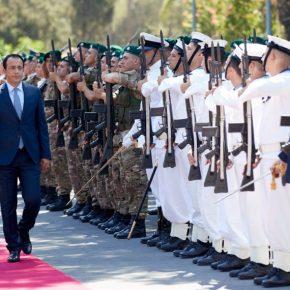 Μητσοτάκης: Πρώτη προτεραιότητα ο τερματισμός της τουρκικήςκατοχής