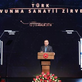 Πολλαπλασιασμό επιδόσεων για την αμυντική της βιομηχανία επιδιώκει η Τουρκία μέχρι ο2023