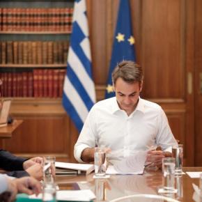 Παρασκήνιο: Οι συστάσεις του Μητσοτάκη προςυπουργούς