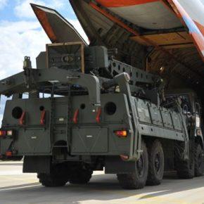 Τουρκία: Βίντεο και φωτογραφίες από την άφιξη των S-400 στηνΆγκυρα