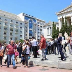 Σεισμός Αθήνα: Εκκενώνονται όλα τα δημόσια κτήρια και τα εμπορικάκέντρα