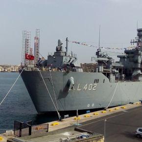Τουρκικό αρματαγωγό στο στενό του Καφηρέα! – Από κοντά Φ/Γ του ΠΝ – Η πρώτη «δύσκολη νύχτα» για το νέοΥΕΘΑ