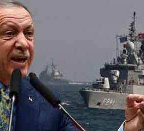 Ο βρώμικος τουρκικός εκβιασμός: Δώστε μας φυσικό αέριο και θα σας δώσουμε ταΒαρώσια