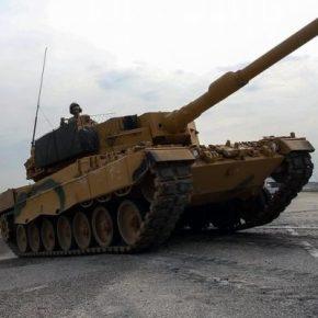 Τουρκία: Εισαγωγή στρατιωτικού υλικού από τη Γερμανία αξίας 184 εκατ.ευρώ