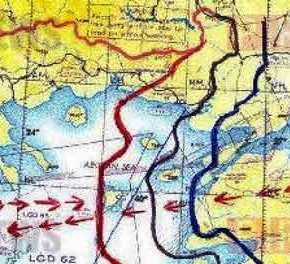 ΑΠΟΚΛΕΙΣΤΙΚΟ: Αυτός είναι ο «τεμαχισμός» του Εναέριου Χώρου στο Αιγαίο που απαίτησε η Αγκυρα(χάρτες)