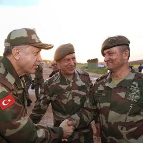 EKTAKTO: Μανιφέστο του Στρατιωτικού Συμβουλίου Τουρκίας – Στο στόχαστρο της Άγκυρας η Α.Μεσόγειος