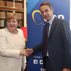 Συνάντηση Μέρκελ – Μητσοτάκη: Στην ατζέντα επενδύσεις, μεταρρυθμίσεις καιμεταναστευτικό