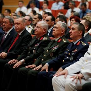 Αποκλειστικό: Τούρκος αξιωματικός αυτομόλησε στηνΚάλυμνο