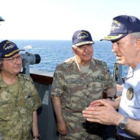 Απειλές Ακάρ για εισβολή στην Κύπρο – «Θα κάνουμε ο,τιχρειαστεί»