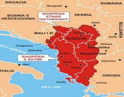 Σερβικό δημοσίευμα: «Επικίνδυνο Σχέδιο- οι Αλβανοί πραγματοποιούν τη ΜεγάληΑλβανία!»