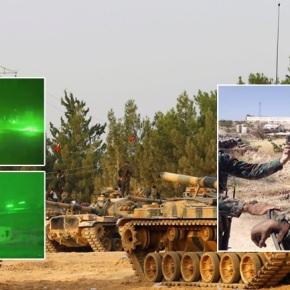 Ο Άσαντ πολιορκεί τους Τούρκους στοΙντλίμπ