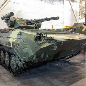 «Σφίγγει» η αμυντική συνεργασία Ελλάδας-Αιγύπτου: Tα Ελληνικά Αμυντικά Συστήματα ανέλαβαν την ανακατασκευή τεθωρακισμένωνBMP-1