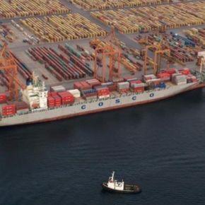 Λιμάνι Πειραιά: Πρωτιά για πρώτη φορά στηνΜεσόγειο
