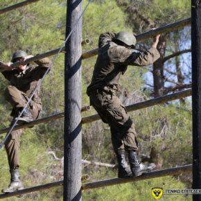 Ολοκληρώθηκε το Σχολείο Μαχητή των Στρατιωτών της ΕθνικήςΦρουράς