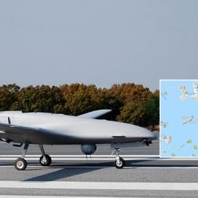Τουρκικά drones σαρώνουν Αιγαίο και Αν.Μεσόγειο