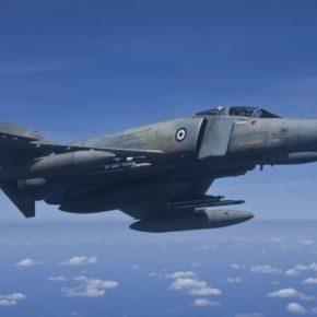 Εκσυγχρονισμένα F-4E AUP της ΠΑ. Μια νέα καριέρα πάνω από το Αιγαίο (ΑΡΧΕΙΟΠΤΗΣΗ)