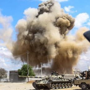 ΕΚΤΑΚΤΟ – «Κόλαση» στη Λιβύη: Δυνάμεις του LNA έπληξαν τουρκικά drones σε αεροπορικές επιδρομές – Πλήρης καταστροφή στο αεροδρόμιοΖουάρα