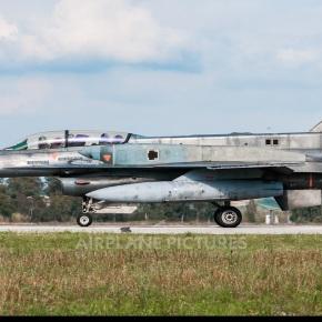 Πολεμική Αεροπορία: Τα τρία νέα όπλα που θέλει για τα F-16Viper