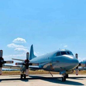Η εκπαίδευση των πληρωμάτων των P-3Bσυνεχίζεται…