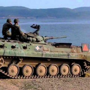 """Το """"σίριαλ"""" της ΕΛΒΟ έστειλε την ανακατασκευή των BMP-1 της Αιγύπτου… στη Μάνδρα τωνΕΑΣ!"""