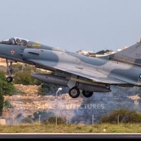Mirage-2000 και ΠΑ: Η αδήριτη ανάγκη για Link-16 με αφορμή τα συμπεράσματα από το φετινό «ΗΝΙΟΧΟ» και τη λύση ανάγκης τωνMirage-2000.9