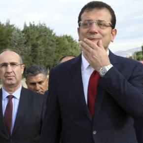 Τουρκία: Ο Ιμάμογλου «κόβει τα πόδια» τουΕρντογάν