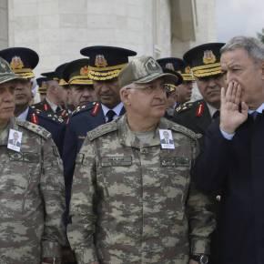 Λεονταρισμοί Ακάρ από τα κατεχόμενα: «Μην δοκιμάσετε την ισχύ μας στην Κύπρο»Newsbomb