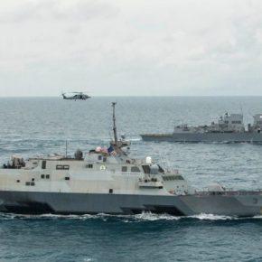 «Αθόρυβα» η Lockheed Martin προωθεί την φρεγάτα LCS/MMSC στηνΕλλάδα