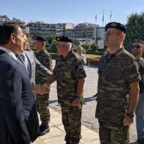 ΥΕΘΑ από 1η Στρατιά: Οι ΕΔ τρομακτική ομπρέλα ασφαλείας για όσους μας επιβουλεύονται[pics]