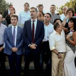 Στην Ακαδημία Πλάτωνος ορκίστηκε ο Κώστας Μπακογιάννης: Τέσσερα χρόνια θα είμαι υπηρέτης τηςΑθήνας
