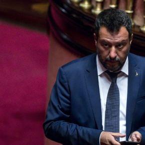 ΕΚΤΑΚΤΟ – Πολιτικό «θρίλερ» στην Ιταλία: Ο Ματτέο Σαλβίνι ζητά πρόωρες εκλογές – Κλιμακούμενη ένταση στον κυβερνητικόσυνασπισμό