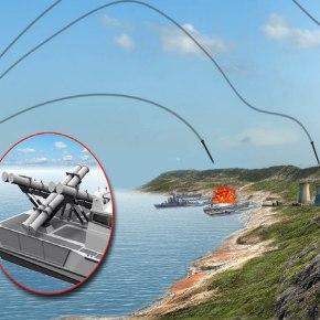 Μικρά, ταχύπλοα σκάφη με μεγάλη ισχύ πυρός: Μεταφέροντας την αποτροπή από το Αιγαίο στηνΤουρκία