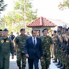 Μήνυμα ΥΠΕΘΑ από Ξάνθη προς κάθε κατεύθυνση για την αποτρεπτική ισχύ των ΕνόπλωνΔυνάμεων