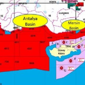 Κυπριακή ΑΟΖ και Καστελλόριζο – Το γεωστρατηγικό διακύβευμα τουΕρντογάν